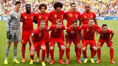صورة مشاهدة مباراة بلجيكا ضد أيسلندا بث مباشر 14-10-2020