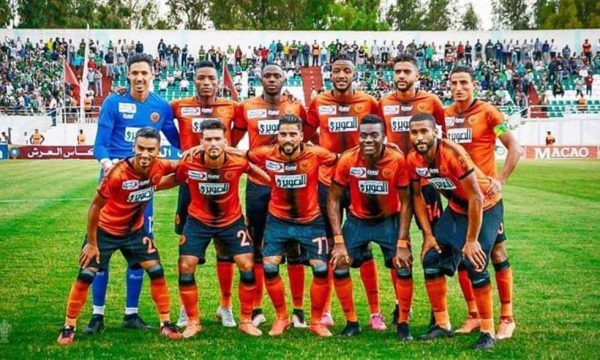 مشاهدة مباراة نهضة بركان ضد حسنية اغادير بث مباشر 19-10-2020