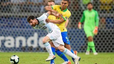 صورة مشاهدة مباراة الأرجنتين ضد بوليفيا بث مباشر 13-10-2020