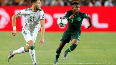 مشاهدة مباراة نيجيريا ضد الجزائر بث مباشر 09-10-2020