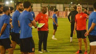 صورة قائمة الأهلي ضد بيراميدز بالدوري المصري