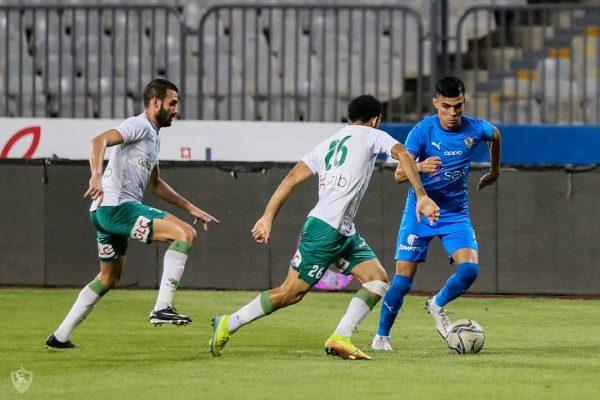 التشكيل الرسمي لمباراة المصري ضد طنطا في الدوري المصري