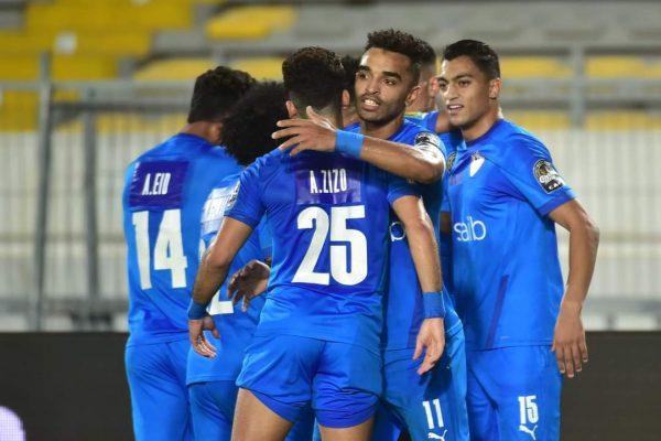 جميع إنذارات لاعبي الزمالك حتي مباراة العودة ضد الرجاء المغربي