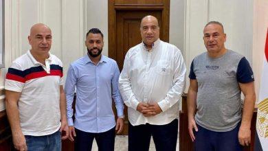 رسميا حسام عاشور ينضم إلى الاتحاد السكندري لمدة موسمين