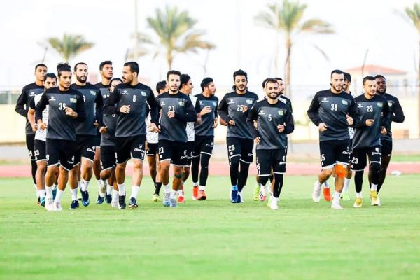 ملخص وأهداف مباراة المصري ضد وادي دجله في الدوري المصري