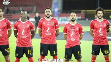 ملخص وأهداف مباراة الأهلي وطلائع الجيش في الدوري المصري