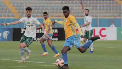 التشكيل الرسمي لمباراة المصري والإسماعيلي في الدوري