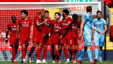 صورة محمد صلاح يقود تشكيل ليفربول أمام شيفيلد يونايتد في الدوري الإنجليزي