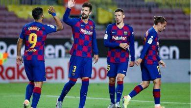 التشكيل الرسمي لبرشلونة ضد ديبورتيفو ألافيس في الدوري الإسباني