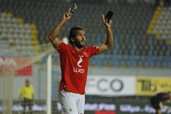 فيديو هدف مروان محسن في مباراة الأهلي والوداد المغربي