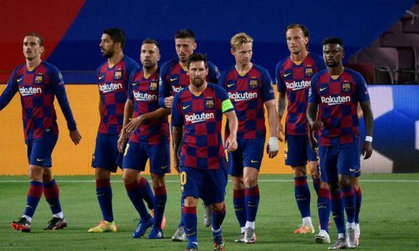 التشكيل المتوقع لمباراة خيتافي ضد برشلونة