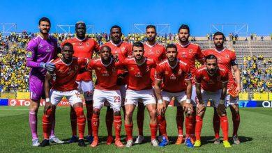 صورة ملخص وأهداف مباراة الأهلي ضد إنبي في الدوري المصري