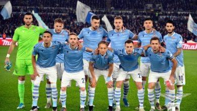 التشكيل الرسمي لمباراة إنتر ميلان ضد لاتسيو في الدوري الإيطالي