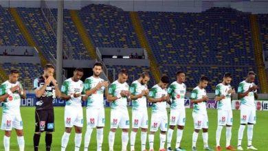 صورة قائمة الرجاء المغربي لمواجهة الزمالك في إياب دوري أبطال إفريقيا