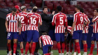 صورة ملخص وأهداف مباراة أتلتيكو مدريد ضد سالزبروج في دوري أبطال أوروبا