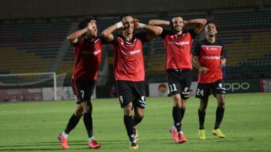 صورة ملخص وأهداف مباراة طلائع الجيش ضد مصر المقاصة في الدوري الممتاز