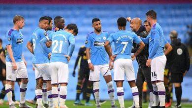 صورة موعد مباراة مانشستر سيتي ضد أرسنال في الدوري الإنجليزي