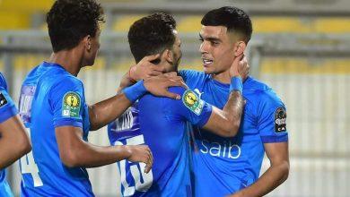 ملخص وأهداف مباراة الزمالك والرجاء المغربي في دوري أبطال إفريقيا