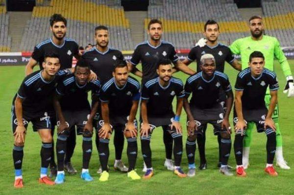 نتيجة مباراة بيراميدز ضد المقاولون في الدوري المصري