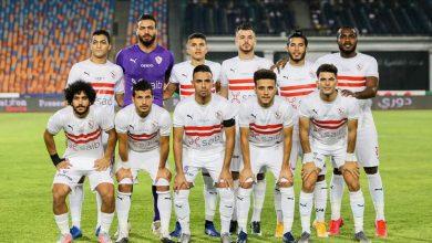 صورة تشكيل الزمالك لمباراة الإسماعيلي في الدوري المصري