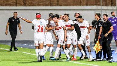 صورة ملخص وأهداف مباراة الزمالك ضد الإسماعيلي في الدوري المصري