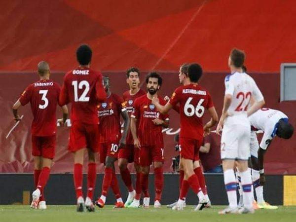 ملخص وأهداف مباراة ليفربول ضد ميتلاند في دوري أبطال أوروبا