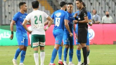 صورة اتحاد الكرة يوضح عقوبة إيقاف فرجاني ساسي