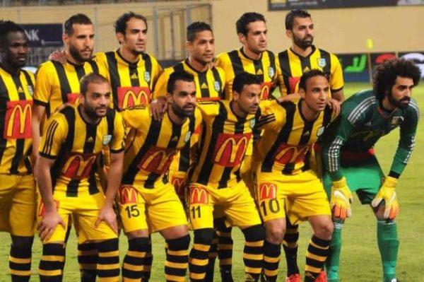 ملخص وأهداف مباراة مصر المقاصة ضد سموحه في الدوري المصري