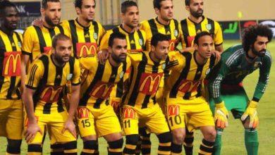 صورة التشكيل الرسمي للمقاولون العرب ضد طنطا في الدوري المصري