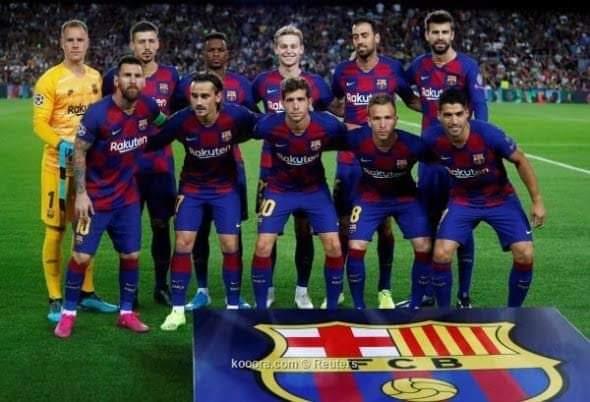 تشكيل مباراة برشلونة ضد يوفنتوس في دوري أبطال أوروبا