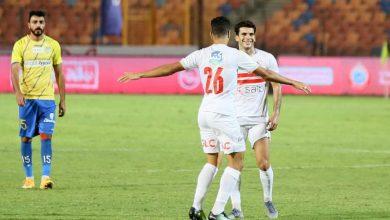 ملخص وأهداف مباراة الزمالك ضد المصري في الدوري