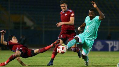 صورة ملخص وأهداف مباراة الاهلي ضد بيراميدز في الدوري