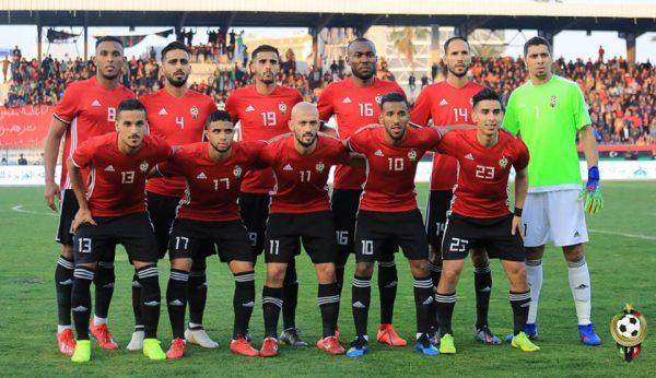 التشكيل الرسمي لمنتخب ليبيا ضد غينيا الإستوائية في تصفيات أمم إفريقيا