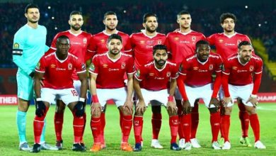 صورة من هو حكم مباراة الأهلي وأبو قير للأسمدة في كأس مصر