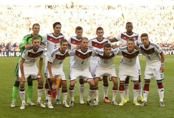 بث مباشر مشاهدة مباراة المانيا ضد التشيك اليوم 11-11-2020