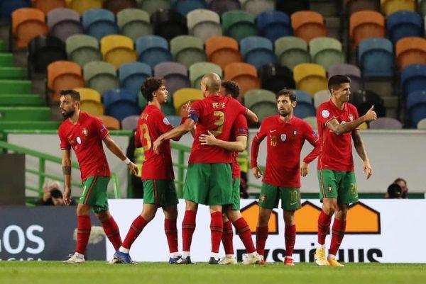 بث مباشر مشاهدة مباراة البرتغال ضد اندورا اليوم 11-11-2020
