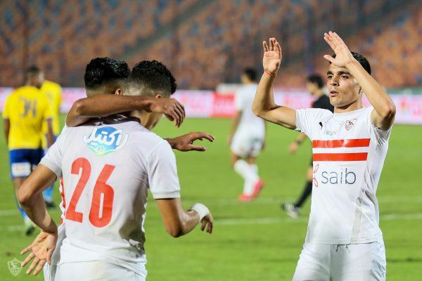 بث مباشر   مشاهدة مباراة الزمالك والرجاء المغربي اليوم 04-11-2020