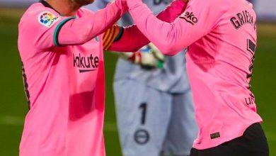 مشاهدة مباراة برشلونة ضد أوساسونا بث مباشر 29-11-2020