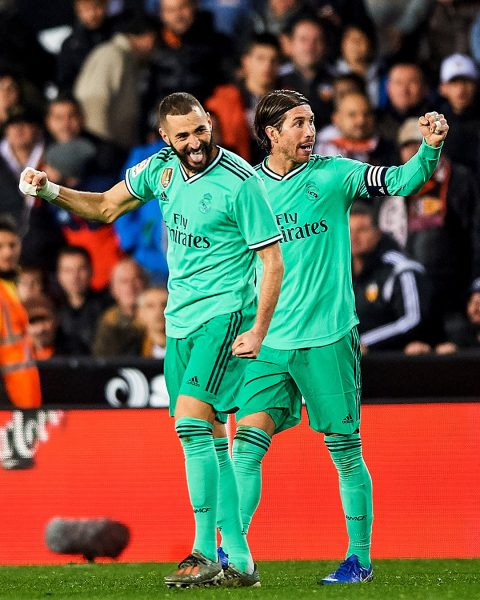 بث مباشر مباراة ريال مدريد وفالنسيا لايف