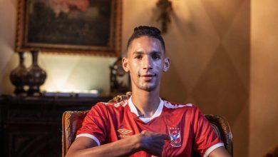 صورة بدر بانون يتحدث عن انضمامه للأهلي ونجاح المفاوضات معه