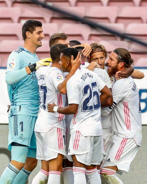 بث مباشر مشاهدة مباراة ريال مدريد ضد فياريال اليوم 21-11-2020