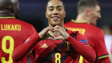صورة بث مباشر مشاهدة مباراة بلجيكا ضد الدنمارك اليوم 18-11-2020
