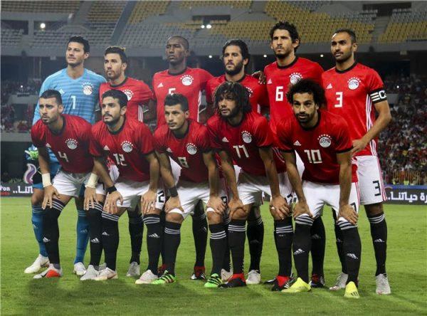 بث مباشر مباراة مصر وتوجو في تصفيات أمم أفريقيا 2021