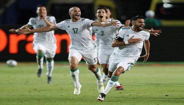 نتيجة مباراة منتخب الجزائر ضد منتخب زيمبابوي في تصفيات أمم إفريقيا