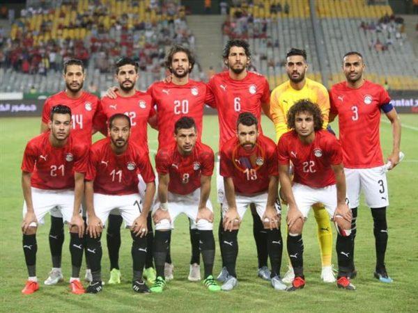 بث مباشر مباراة منتخب مصر وتوجو في تصفيات أمم أفريقيا