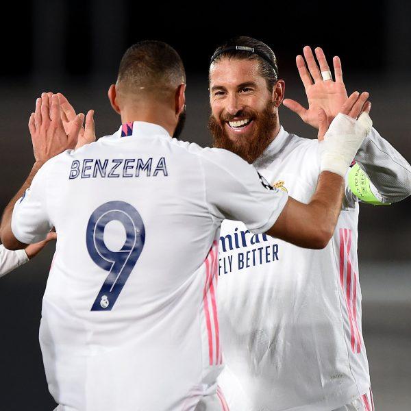 نتيجة مباراة ريال مدريد ضد إنتر ميلان في دوري أبطال أوروبا