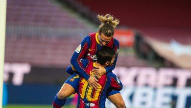 صورة فيديو أهداف مباراة برشلونة وريال بيتيس اليوم 5-2 بالدوري الإسباني