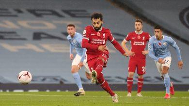 محمد صلاح أساسيا في تشكيل ليفربول ضد برايتون