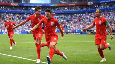 إنجلترا ضد أيرلندا.... التشكيل المتوقع للفريقين
