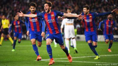 تشكيل برشلونة الرسمي ضد دينامو كييف في دوري أبطال أوروبا